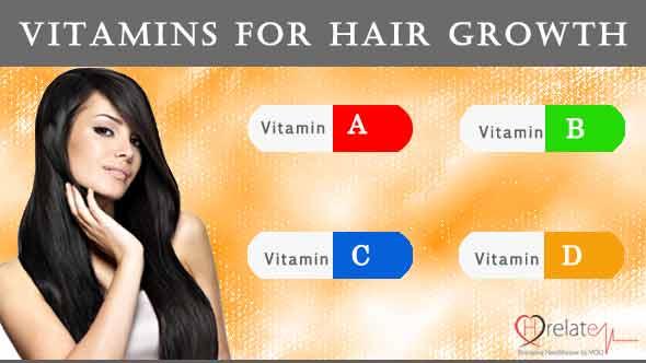 Vitamins for Hair Growth in Hindi