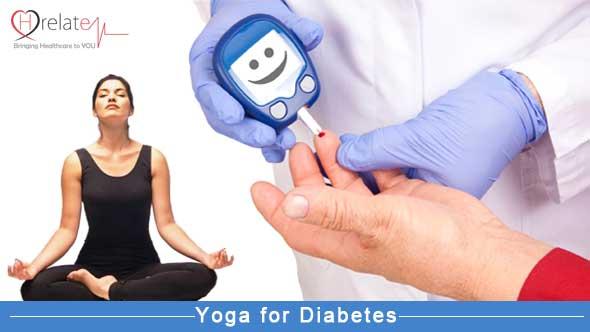 Yoga for Diabetes in Hindi