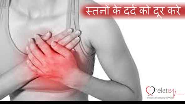 Breast Pain Reason in Hindi