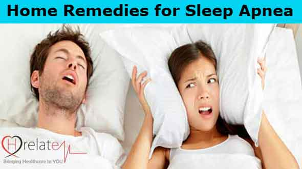 Natural Home Remedies for Sleep Apnea
