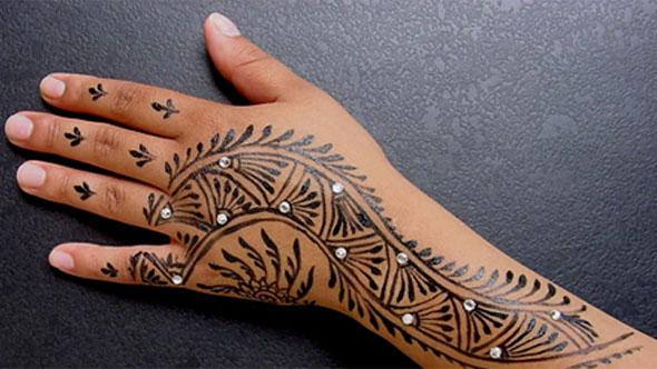 African Mehndi Designs