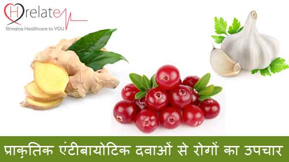 Natural Antibiotics in Hindi
