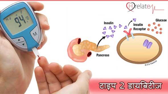 Type 2 Diabetes in Hindi