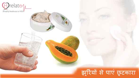 Wrinkle Treatment in Hindi