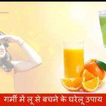 Home Remedies for Heat Stroke: Loo Se Bachne Ke Upay
