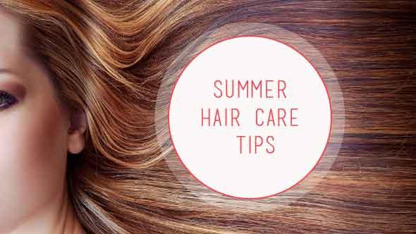 Summer Hair Care in Hindi