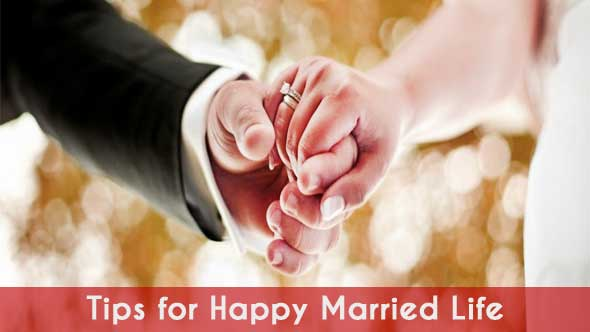 Tips for Married Life