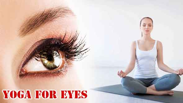 Yoga for Eyesight in Hindi