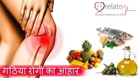 Arthritis Diet in Hindi -