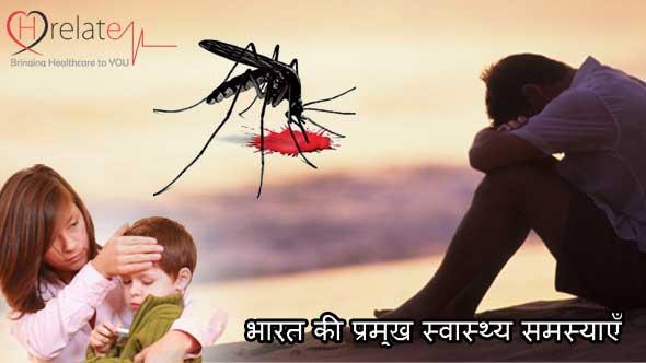 Common Diseases in India