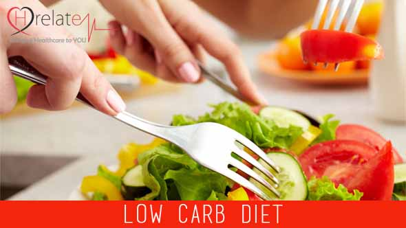 Low Carb Diet in Hindi
