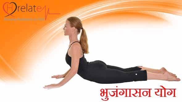 Bhujangasana in Hindi