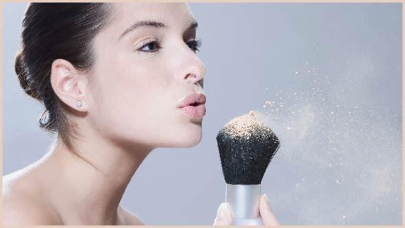 diwali-makeup-tips-face-powder
