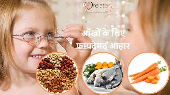 Best Food for Eyes in Hindi