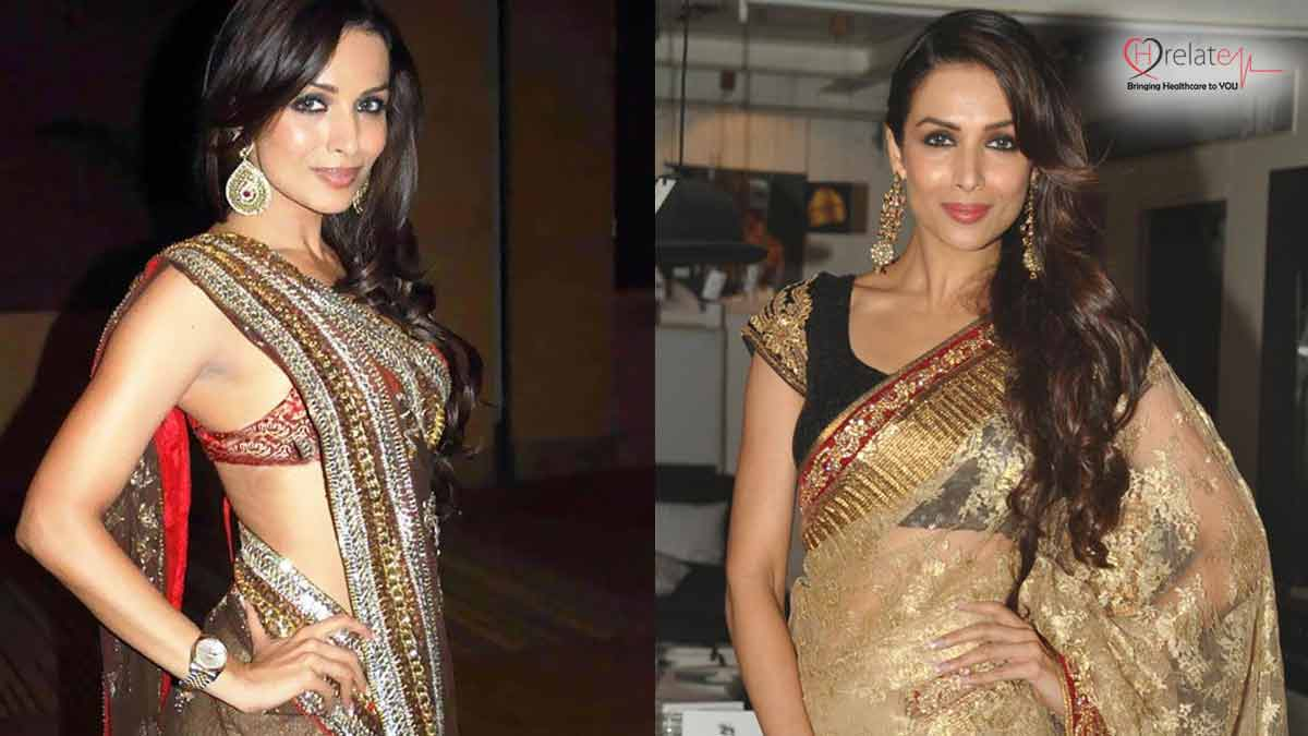 brown-color-saree