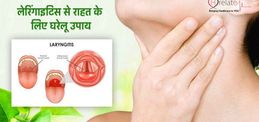 Home Remedies For Laryngitis in Hindi