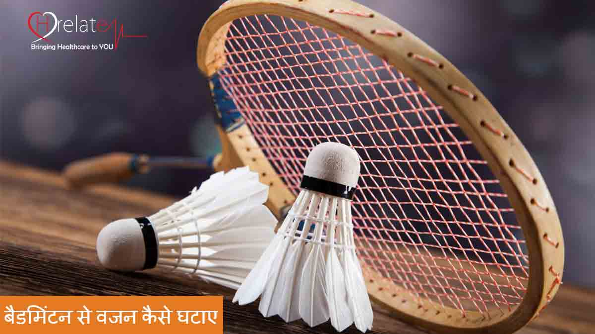 Badminton for Weight Loss
