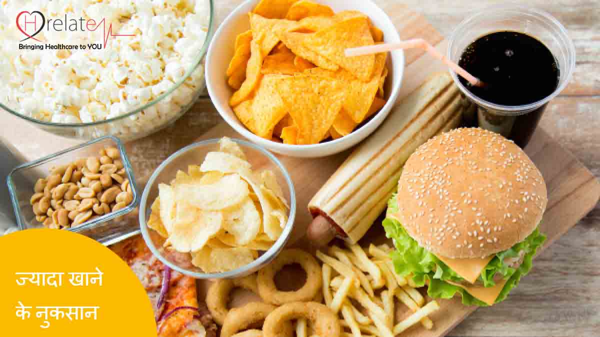 Side Effects of Overeating