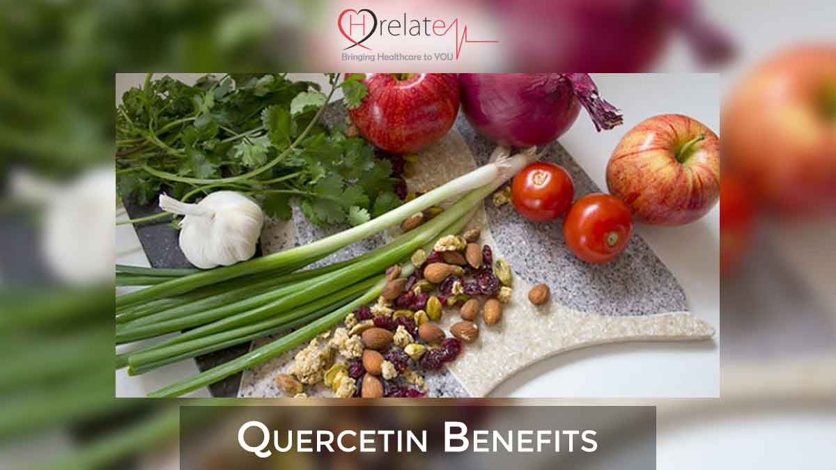 Health Benefits of Quercetin