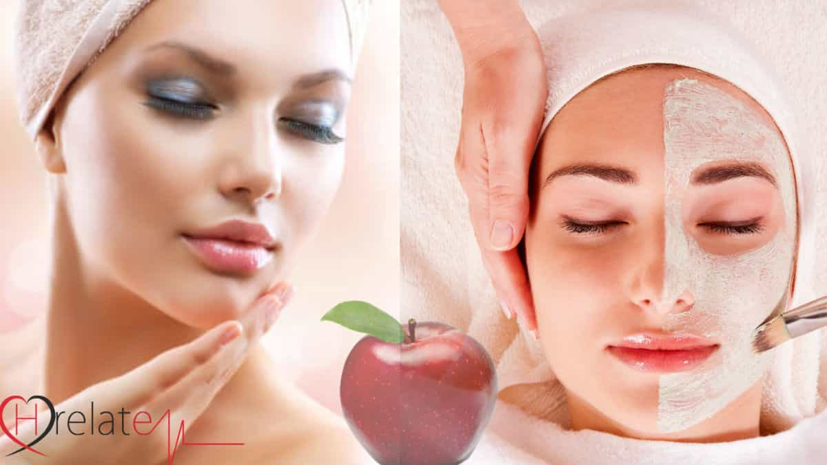 Apple Face Pack Benefits