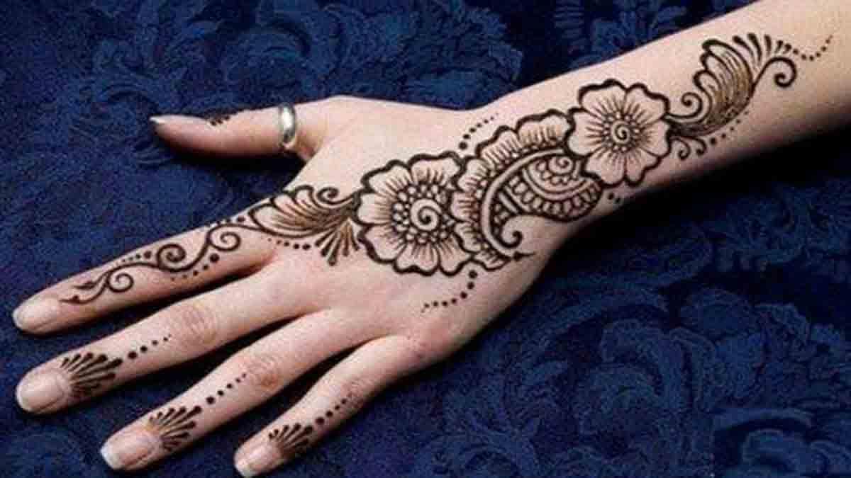Arabic-Mehndi-Design