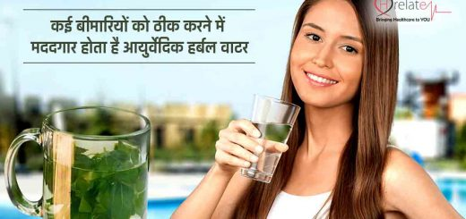 Ayurvedic Herbal Water