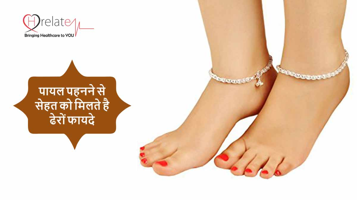 Benefits of Wearing Silver Anklets