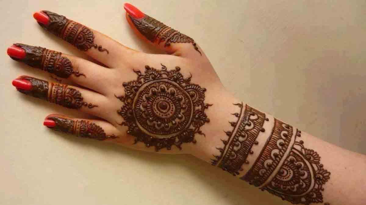 Mandla-Mehndi-Design