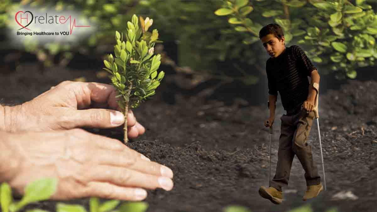 Plant Vaccine Eliminates Polio Virus