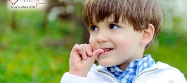 How to Stop Nail Biting in Children