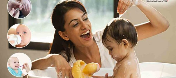 Hygiene Tips for Babies
