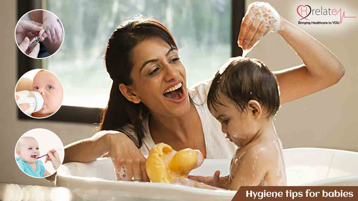Hygiene Tips for Babies