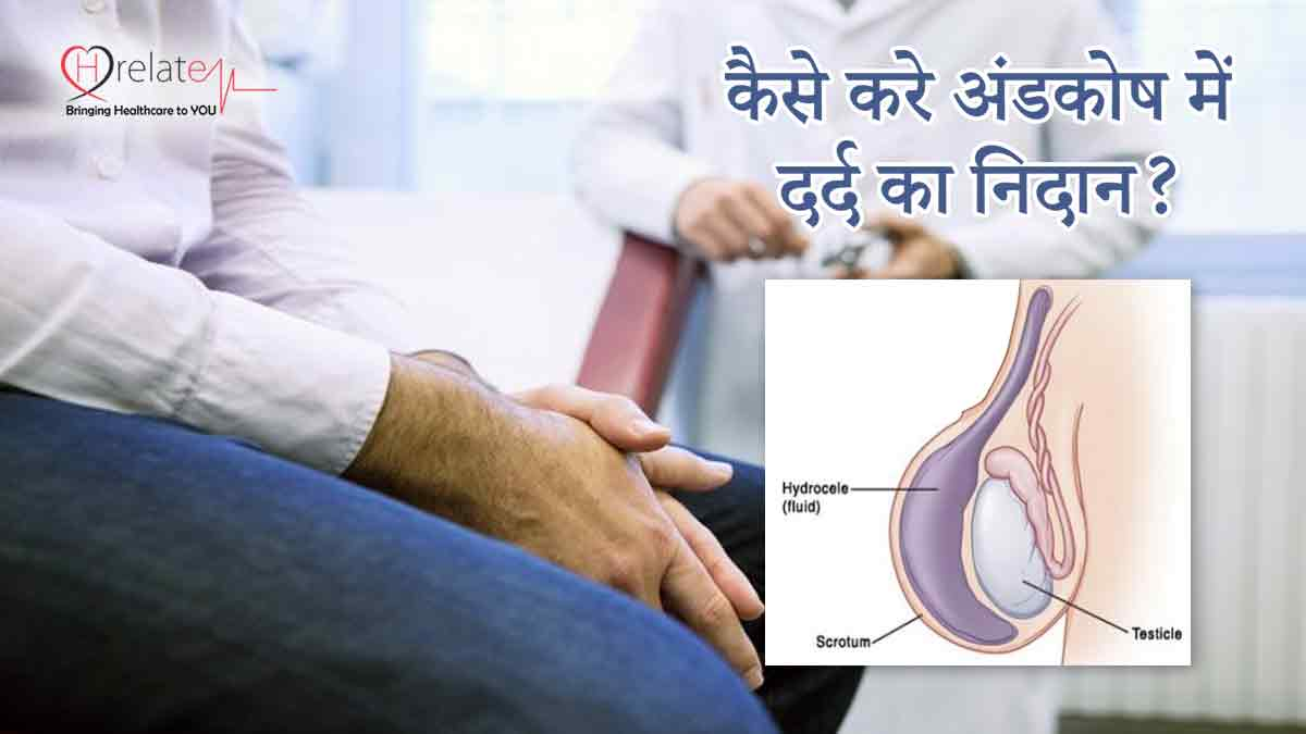 Testis Pain Treatment in Hindi