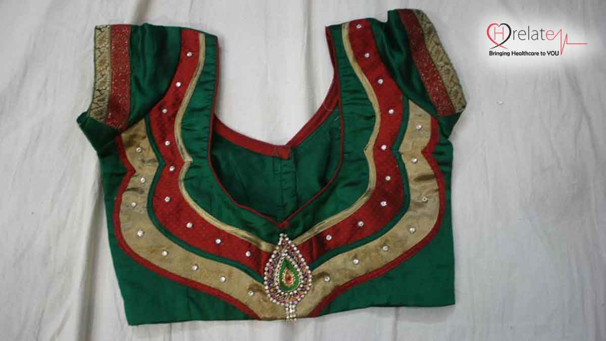 Golden-Patch-Work-Blouse