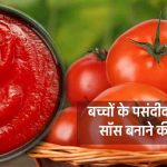 Tomato Sauce Recipe in Hindi